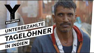Ungleichheit und Knochenjobs – Das harte Leben von Delhis Tagelöhnern