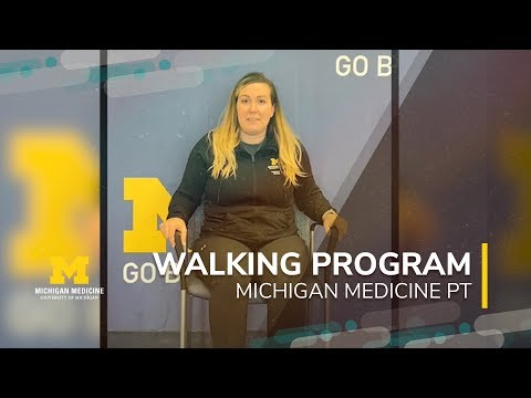Walking Program from Michigan Medicine