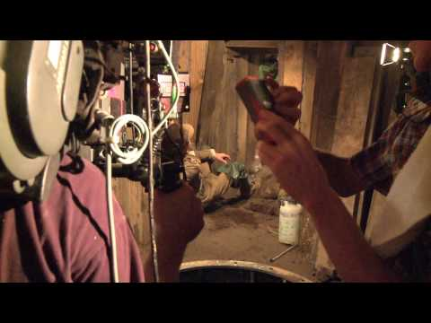 BENEATH HILL 60 BRolls  Toby Oliver DOP talks about 35mm