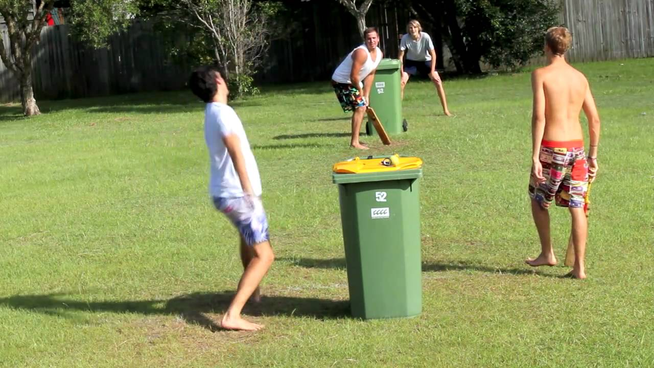 Image result for backyard cricket