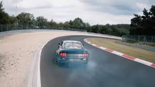 Vaughan Griffin Jr 360° Drifting the Nuburgring nordschleife