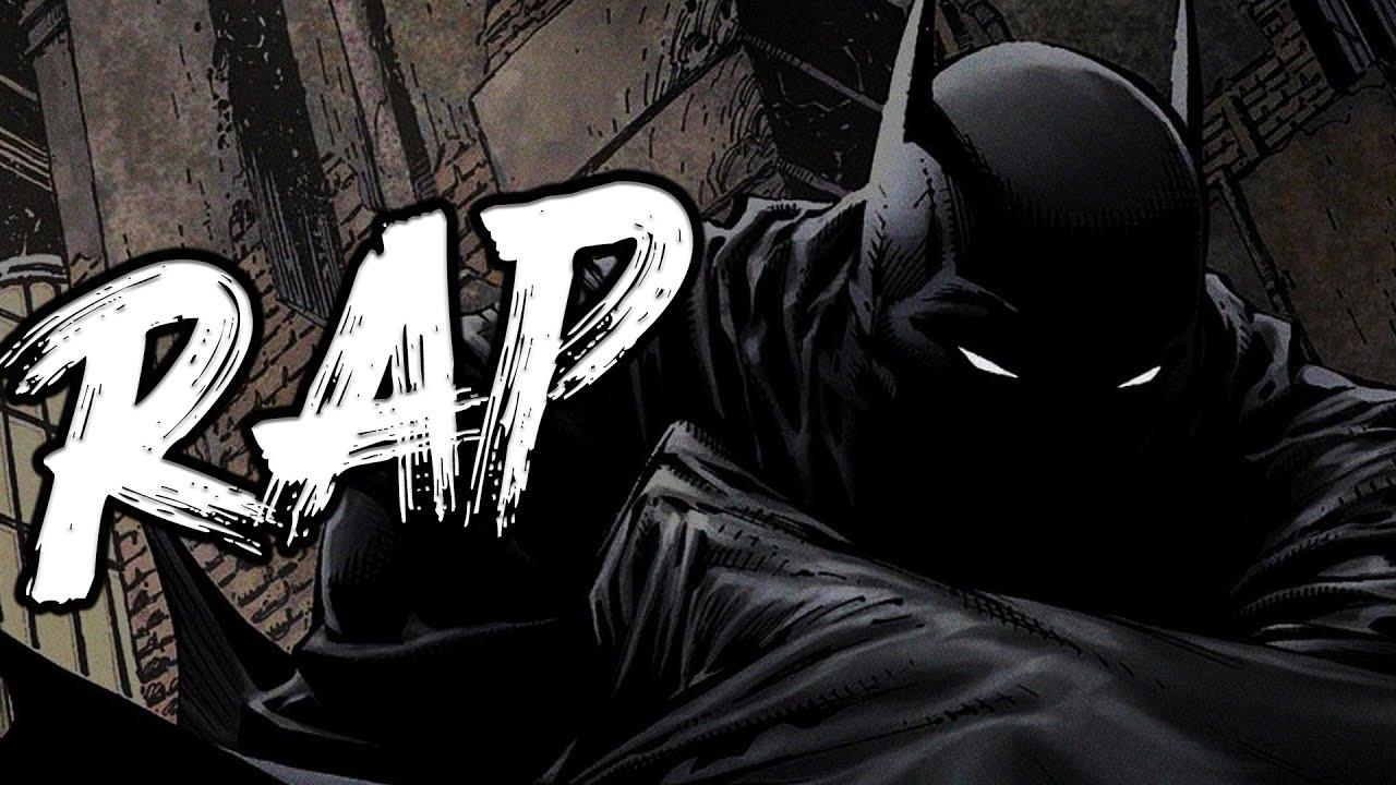 """Download BATMAN RAP SONG   """"GOTHAM""""   DizzyEight ft. VI Seconds [DC Comics] (Prod. By PREMISE)"""