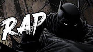 """BATMAN RAP SONG   """"GOTHAM""""   DizzyEight ft. VI Seconds [DC Comics]"""