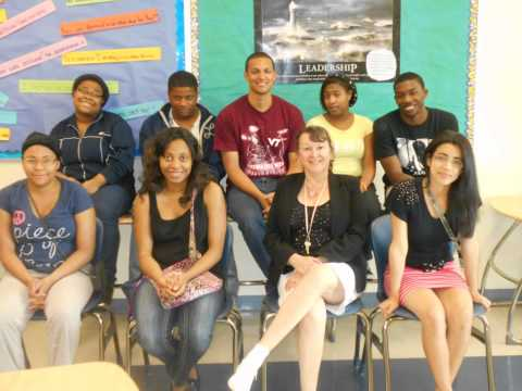 William Fleming High School.. Awesome years of teaching 2006-2015 by Miss Gallagher :)