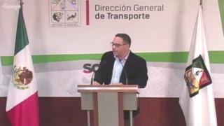Gobierno del Estado de Sonora -  Dirección General de Transporte