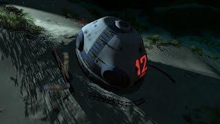 Scary Lifepod wrecks! | Subnautica Quickie