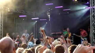 Donkeyboy - Ambitions, Peace & Love, Borlänge 2010-07-02