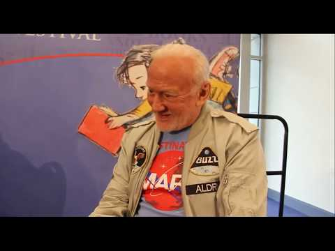 Buzz Aldrin Accidentally Confesses
