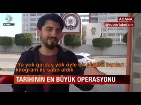 Aşil'in Kılıcı Adana'da - En Büyük Tarihi Eser Operasyonu