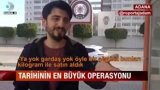 Aşil'in Kılıcı Adana'da - En Büyük Tarihi Eser Operasyonu - Röportaj Adam