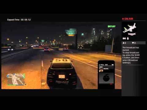 OrbitZ-Electric's Live PS4 Broadcast