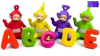 Учим английский алфавит Песенка про алфавит ABC Song  Учим цвета Буквы и слова на английском