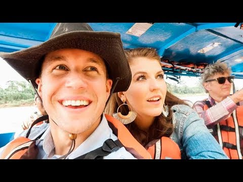 The Amazon Rainforest! This was INSANE! | Peru Travel Vlog