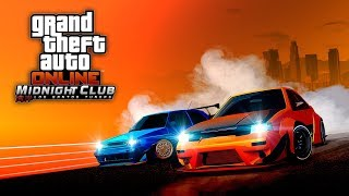 GTA Online Midnight Club: Los Santos Tuners Trailer