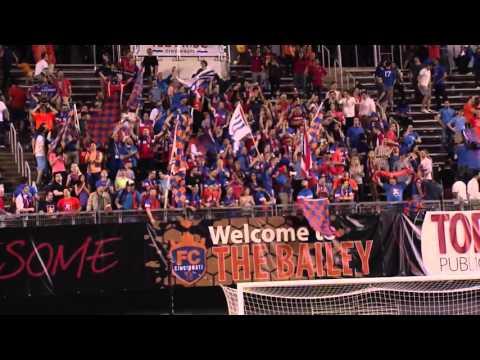 FC Cincinnati vs Louisville City Match Recap and Highlights