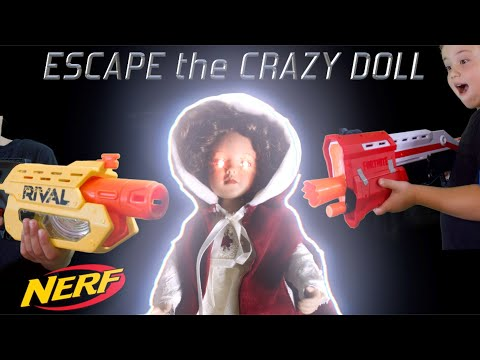 ESCAPE the crazy