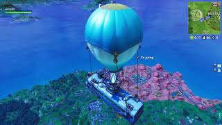 Fortnite - Follow The Treasure Map Found In Risky Reels - Season 5 Battle Pass Challenge Week 1