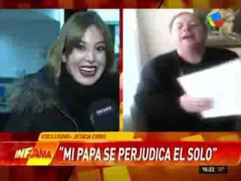 Jésica Cirio se enteró de las amenazas de su padre