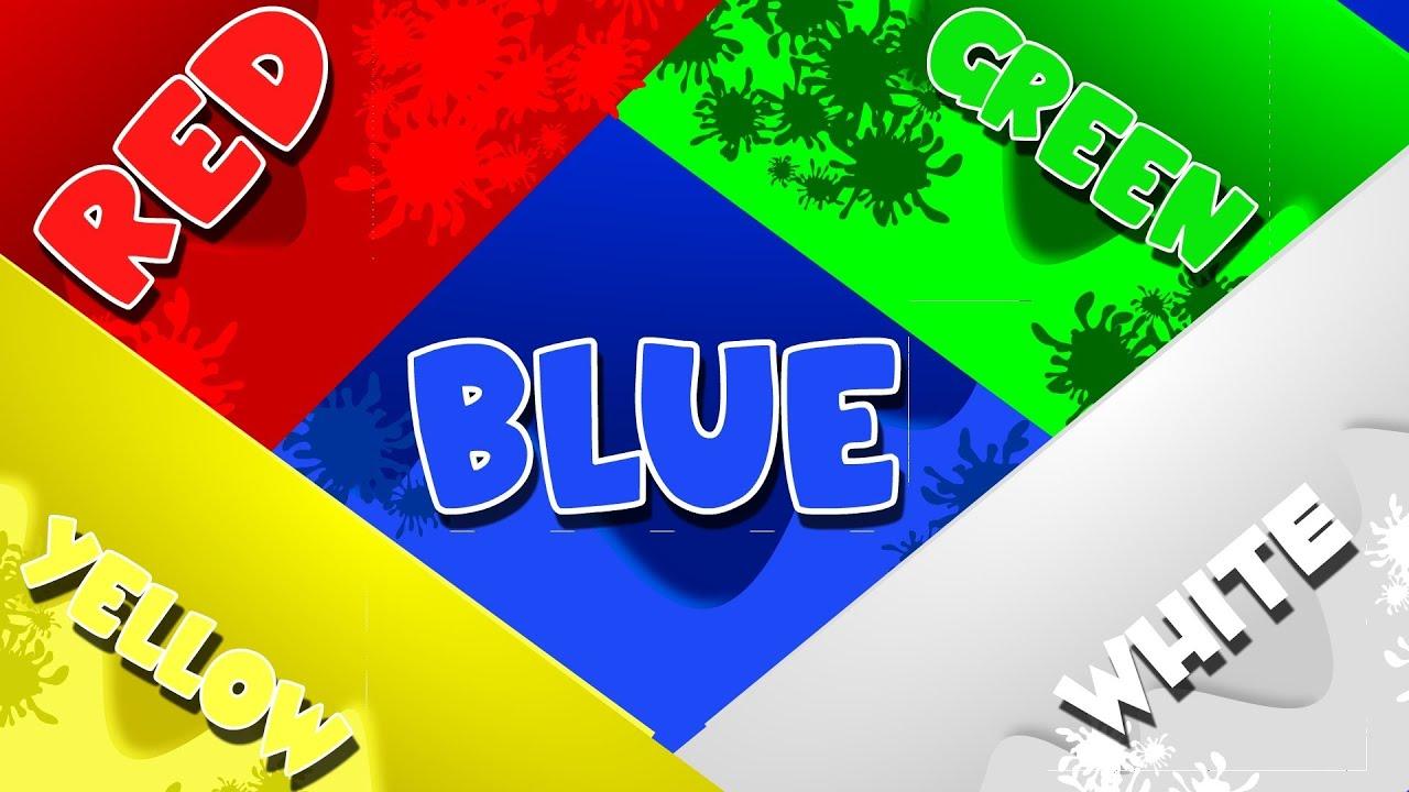Edukasi untuk anak mengenal warna | Lagu Anak-Anak | Colors Cartoon in Bahasa Indonesia
