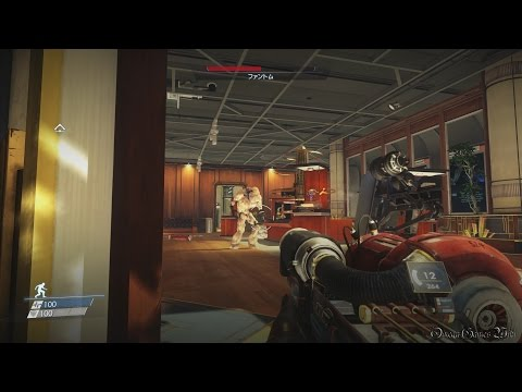 【PS4 Pro】PREY 2017 - #3 Main Mission・眺めの良すぎるオフィス/An Office with a View