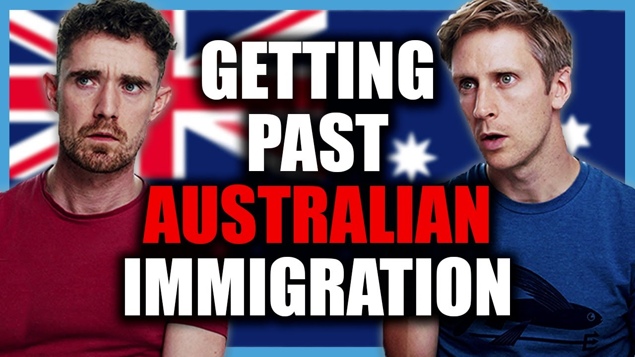 Getting Past Australian Immigration   Foil Arms and Hog