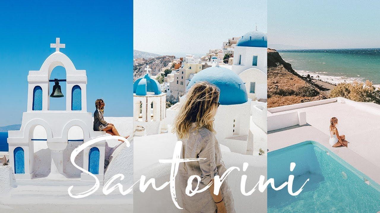 Viaggio a Santorini, Grecia - tra delusione e meraviglia