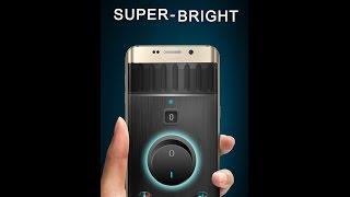 Super Bright LED Flashlight Free screenshot 1