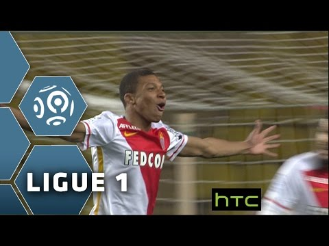 AS Monaco - ESTAC Troyes (3-1) - Highlights - (ASM - ESTAC) / 2015-16