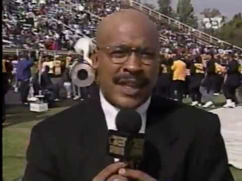 1997 North Carolina A&T Aggie Homecoming: Howard University Bisons vs North Carolina A&T Aggies
