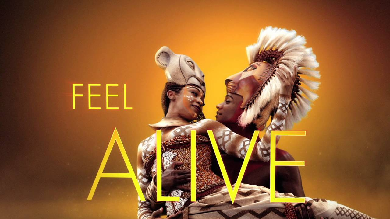 THE LION KING on Broadway - Feel the Joy