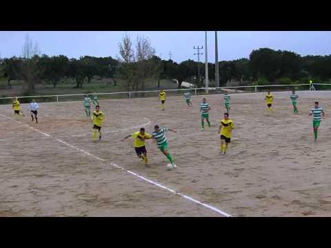 AF Évora Divisão de Honra 201415   Jornada 8   2014 11 09   Santana do Campo 0 2 Arraiolense
