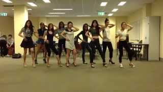 Mercy - Dancing queen SNSD cover - Vietnamese girls in Sydney