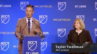 It's official! MLS expansion team comes to the Lou