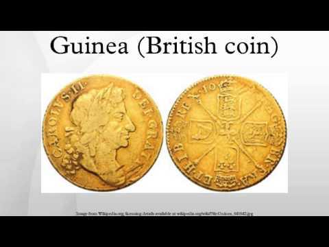 Guinea (British coin)