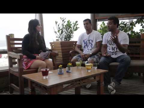 Programa Art'Star (2) - Entrevista Marcello Melo, Marcello Melo Jr. e Xanndy