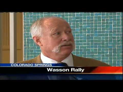 Alumni protest D-11's plan to close Wasson High School