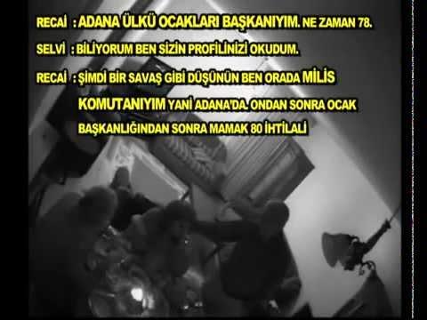 MHP GENEL BAŞKAN YARDIMCISI Recai Yildirim Bolum1