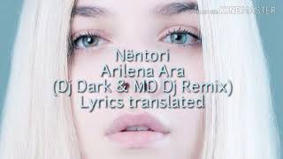 Скачать Arilena Ara Nëntori Dj Dark MD Dj Remix Lyrics Translation