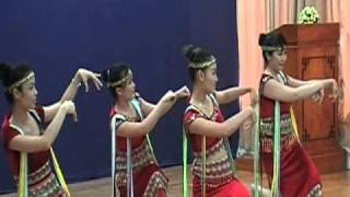 Nhac Vang | Tieng Chay Tren Soc Bom Bo HuongSen dance | Tieng Chay Tren Soc Bom Bo HuongSen dance
