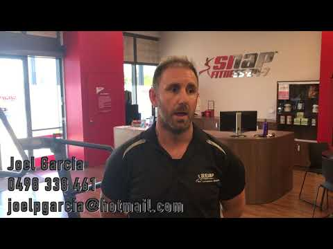 Team Penny Local Business Shout Out with Joel from Snap Fitness