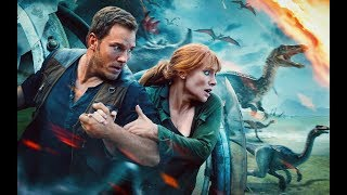 JURASSIC WORLD 2 - 4K Ultra HD Blu-Ray Review (2018) Jurassic Park