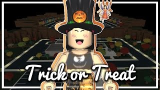 Spoopy Trick-or-Treating    ROBLOX