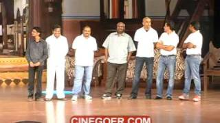 Maryada Ramanna Music Launch - Suneel, Saloni (Part 1)