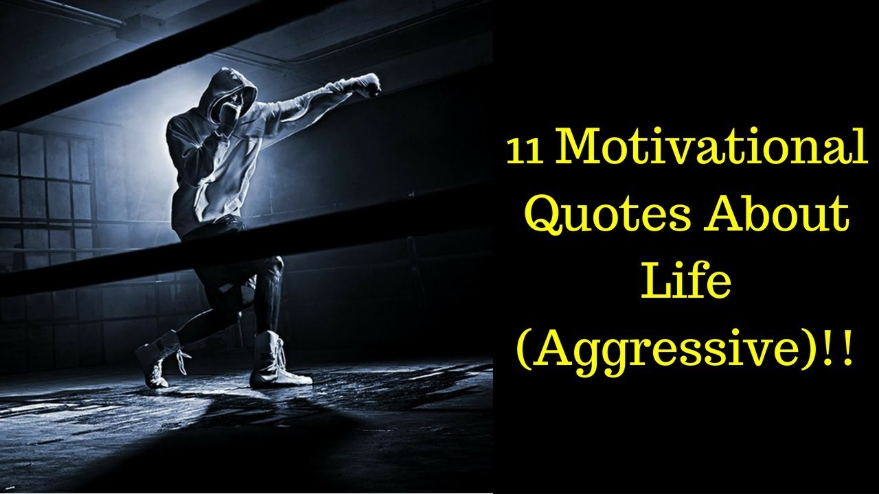 11 motivational quotes for success in life (Aggressive Quotes