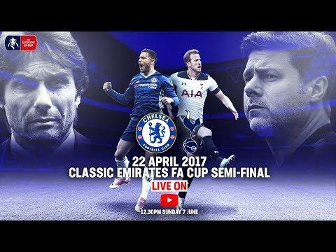 Chelsea 4-2 Tottenham Hotspur | Full Match | Emirates FA Cup Classic | Emirates FA Cup 16/17