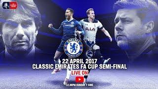 Chelsea 42 Tottenham Hotspur | Full Match | Emirates FA Cup Classic | Emirates FA Cup 16/17