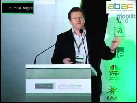 "Mark Williams: ""China's angel investor ecosystem"", Nov 2013"