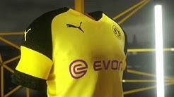 Das neue Borussia Dortmund Heimtrikot 18/19 🖤💛 | iNFinltYx91