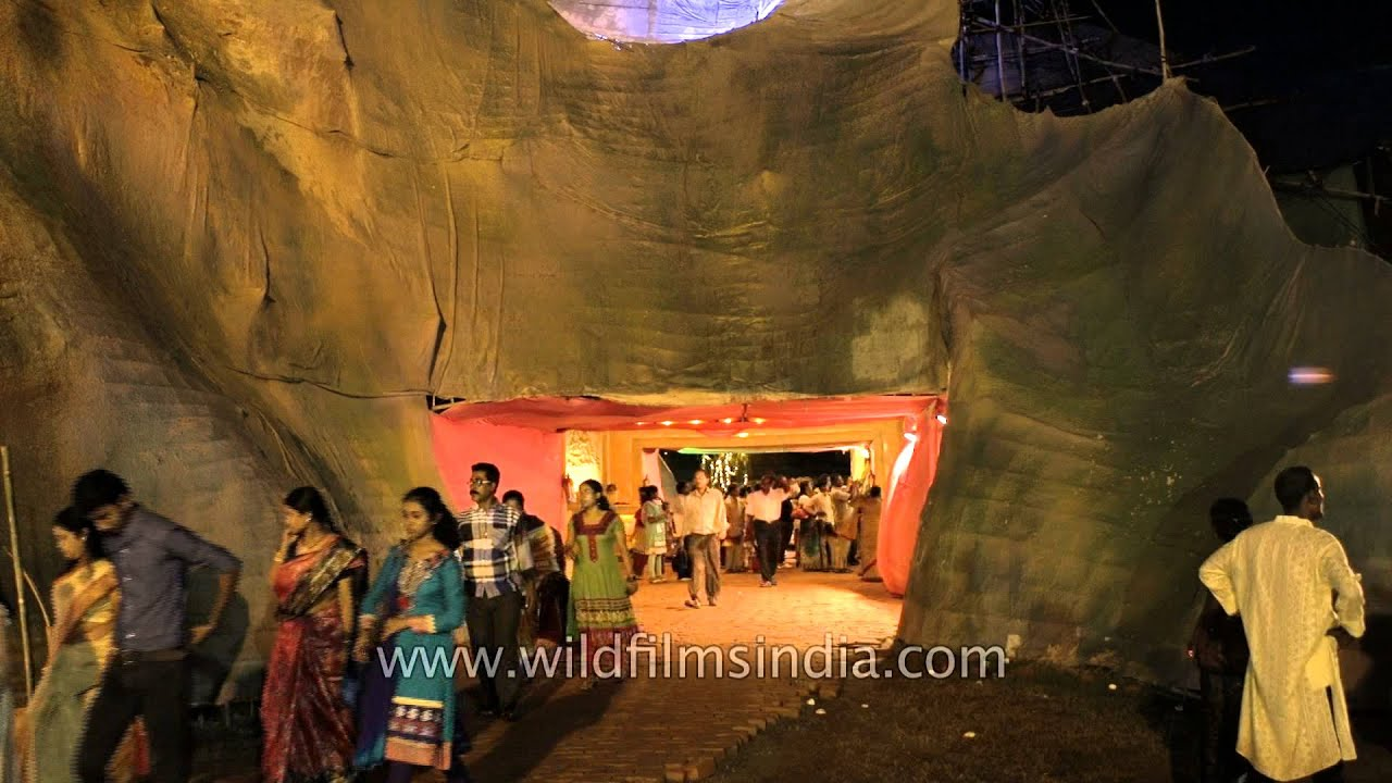 Pandal hoppers coming out of durga puja pandal youtube pandal hoppers coming out of durga puja pandal altavistaventures Choice Image