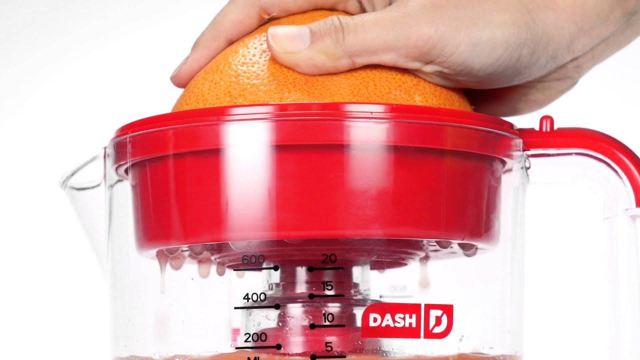 Citrus juicer - a useful technique 6